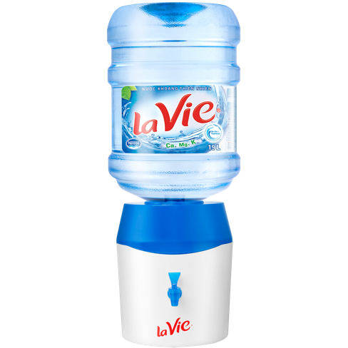 Chuyên phân phối nước khoáng Lavie